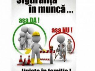 Domeniu având acreditare în SSM, SU ȘI PROTECȚIA CIVILĂ