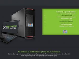Reparatii IT- Instalare Windows – Service Desktop – Laptop