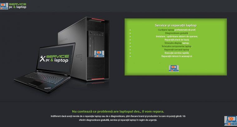 Reparatii IT- Instalare Windows – Service Desktop – Laptop